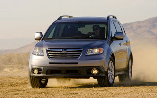 Subaru a renunţat la a doua generaţie a lui Tribeca