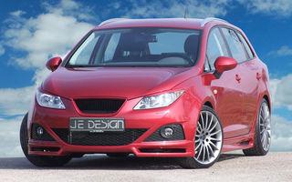 JE Design a lansat un kit pentru Seat Ibiza ST