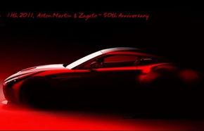 Aston Martin şi Zagato pregătesc un supercar în memoria lui DB4GT