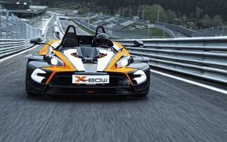 OFICIAL: KTM a prezentat versiunea de performanţă X-Bow R