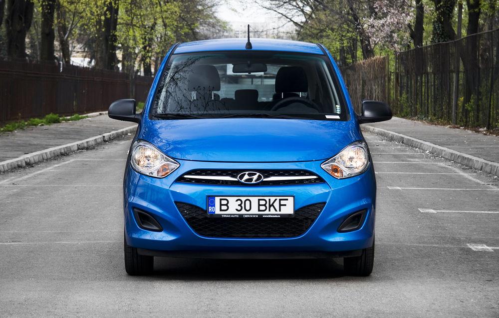 Test drive Hyundai i10 (2010-2014)