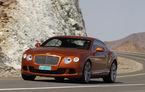 Bentley: Unul din patru exemplare se vinde în China