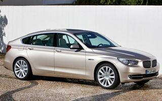 Fiasco BMW: Seria 5 GT pierde clienţii americani în favoarea Mercedes