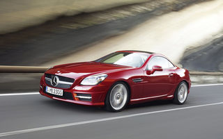 Mercedes-Benz SLC, viitorul rival al lui Porsche 911