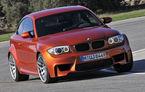 BMW Seria 1 M Coupe ne spune adio la finalul lui 2011