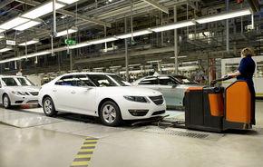 Saab este din nou în priză: producţia a repornit azi la Trollhattan