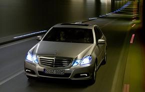 Mercedes a livrat peste 500.000 de unităţi E-Klasse