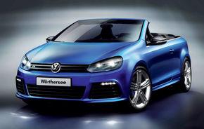 OFICIAL: VW Golf R Cabriolet Concept - 270 CP