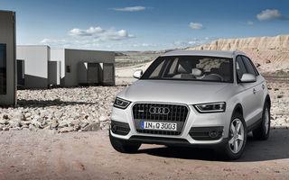 Noul Audi Q3 a sosit în România