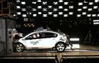 Chevrolet Volt obţine cinci stele la crash-testul realizat de NHTSA