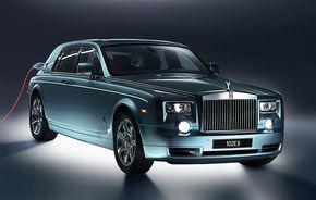 Clienţii Rolls-Royce refuză un eventual model electric al mărcii