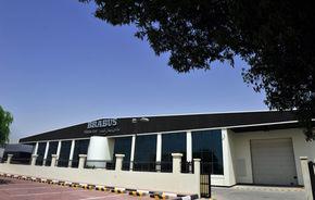 Brabus se extinde: filială de 3.000 de metri pătraţi în Dubai