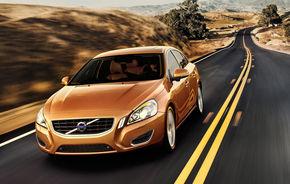 Volvo recheamă în service 7558 de exemplare S60 în SUA