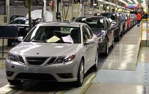 Saab este urmărit de ghinion: producţia, oprită din nou la Trollhattan