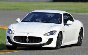 Maserati se desparte de V8-ul tradiţional pentru un V6 Pentastar