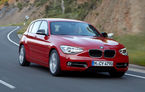 Noul BMW Seria 1 va avea şase versiuni diferite de caroserie