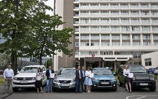 """Automarket a fost în juriul concursului de off-road """"Cel mai 4x4"""""""