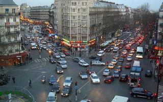 Bruxelles, oraşul cu cel mai congestionat trafic din Europa