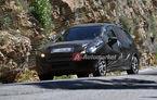 FOTO EXCLUSIV* : Imagini spion noi cu viitorul Peugeot 208