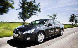 Test drive Peugeot 508 (2011-2014) - Poza 13