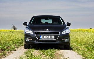 Test drive Peugeot 508 (2011-2014) - Poza 1