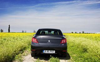 Test drive Peugeot 508 (2011-2014) - Poza 4