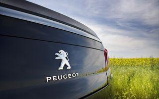 Test drive Peugeot 508 (2011-2014) - Poza 9
