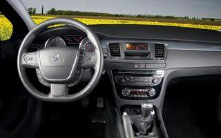 Test drive Peugeot 508 (2011-2014) - Poza 14