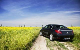 Test drive Peugeot 508 (2011-2014) - Poza 5