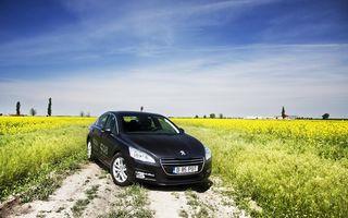 Test drive Peugeot 508 (2011-2014) - Poza 2