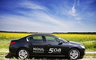 Test drive Peugeot 508 (2011-2014) - Poza 3