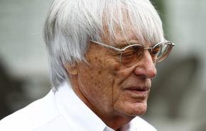 Ecclestone vrea să blocheze introducerea motoarelor turbo în 2013