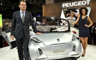 OFICIAL: În 2012 Peugeot va lansa un crossover bazat pe ASX şi viitorul 208