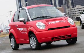 Constructorul de maşini electrice Th!nk intră în faliment
