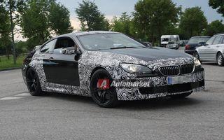 FOTO EXCLUSIV* : Imagini noi cu BMW M6 Coupe