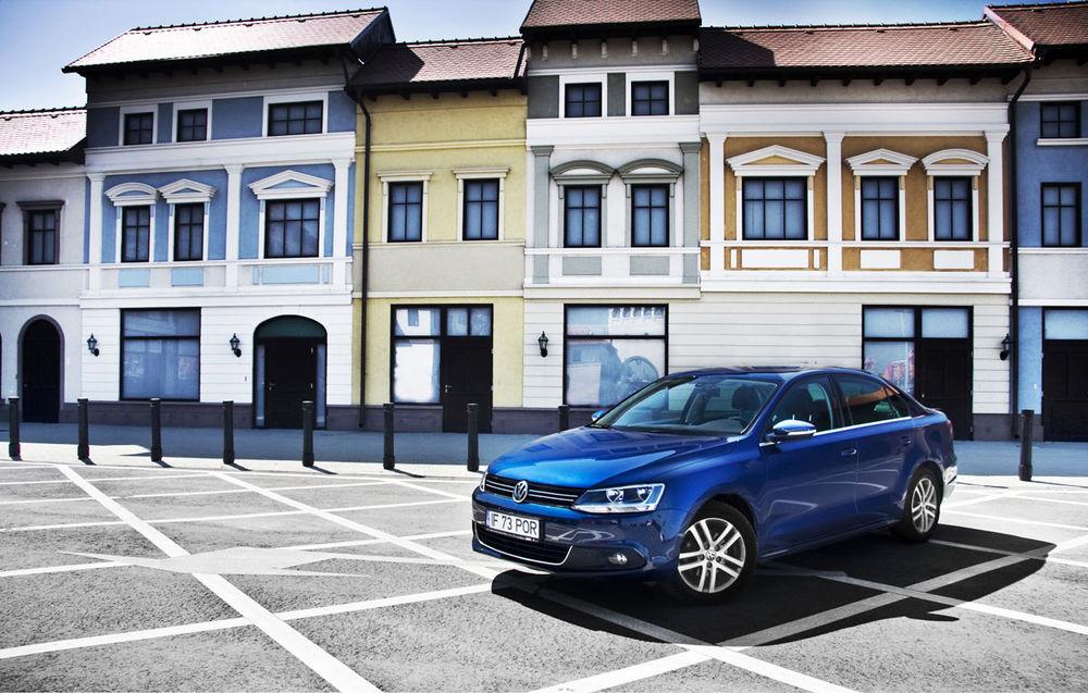 Test drive Volkswagen Jetta (2010-2014)