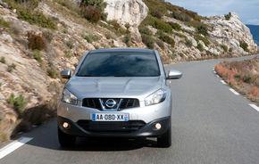 Nissan a reuşit să vândă 1.000.000 de unităţi Qashqai
