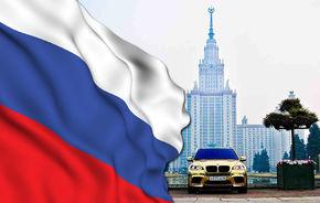 """Rusia: """"Vom deveni prima piaţă europeană până în 2014"""""""