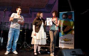 Ediţia 2011 a concursului Young Creative Chevrolet şi-a decernat câştigătorii
