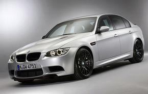 BMW a vândut toate exemplarele versiunii M3 CRT