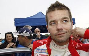 Loeb promite să-şi ia revanşa în Raliul Finlandei