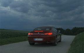 4xVIDEO: Seria 6 Coupe se prezintă static şi în mişcare