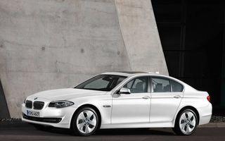 BMW Seria 5 primeşte noi îmbunătăţiri din toamnă
