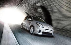 Renault Twingo va primi un facelift în toamnă