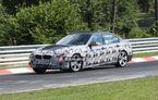 FOTO EXCLUSIV*: Viitorul BMW Seria 3 aleargă pe Nurburgring