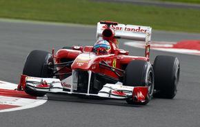Alonso a câştigat Marele Premiu al Marii Britanii!