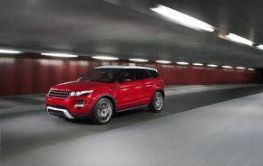 Land Rover a primit 18.000 de comenzi pentru Evoque