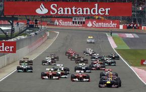 Echipele acceptă în unanimitate eliminarea restricţiilor pentru motoare