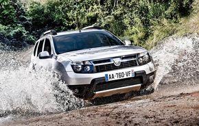 Dacia a vândut 71.000 de unităţi Duster în prima jumătate a anului