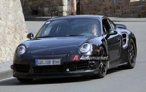 FOTO EXCLUSIV*: Noul Porsche 911 Turbo